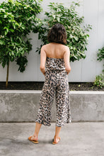 Load image into Gallery viewer, Jagged Little Cropped Jumpsuit