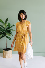 Load image into Gallery viewer, Joanna Midi Dress In Marigold
