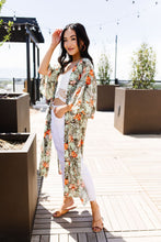 Load image into Gallery viewer, Long Hot Summer Tropical Kimono