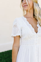 Load image into Gallery viewer, Made For Romance Lace Midi Dress