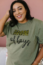Load image into Gallery viewer, Mom Of Boys Graphic Tee
