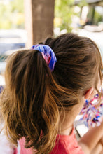 Load image into Gallery viewer, Red White & Beautiful Scrunchie