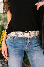 Load image into Gallery viewer, Sexy Snakeskin Belt