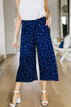 Load image into Gallery viewer, Star Gazer Gaucho Pants