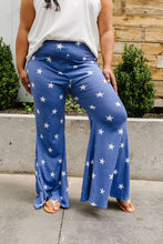 Load image into Gallery viewer, Stars & Garters Bell Bottoms