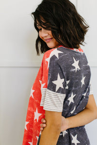 Stars & Stripes Forever Top