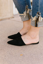 Load image into Gallery viewer, Suede In The Shade Mules