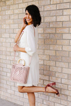 Load image into Gallery viewer, The Madison Bag in Blush