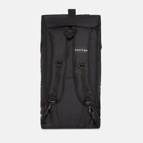 GRAFTISM GYM BAG - BLACK