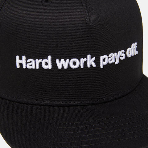 HARD WORK PAYS OFF SNAPBACK