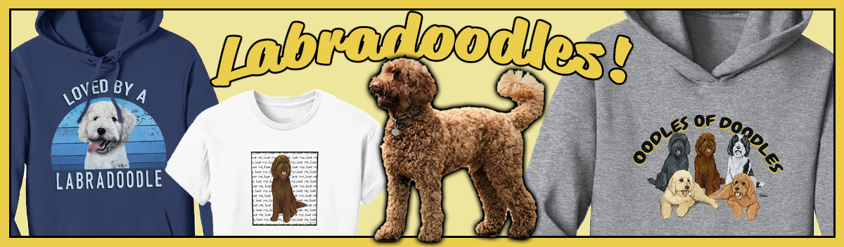 Labradoodle Apparel For Dog Lovers