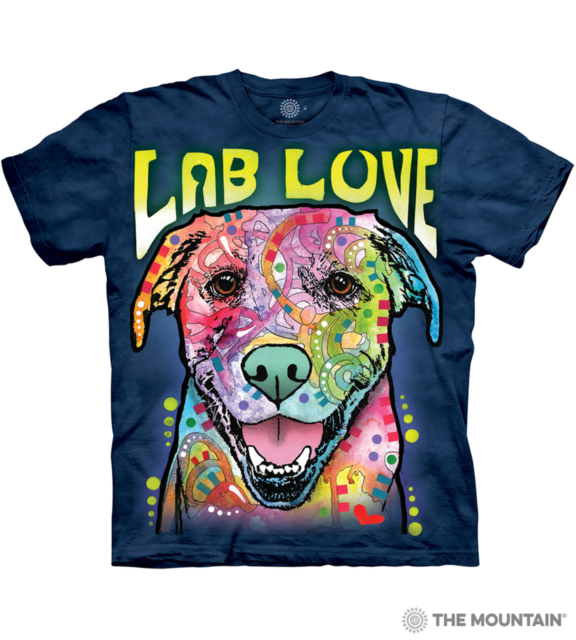 Lab Love - Adult Unisex T-Shirt