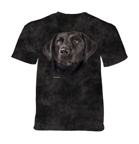 The Mountain - Soulful Black Lab - Youth T-Shirt