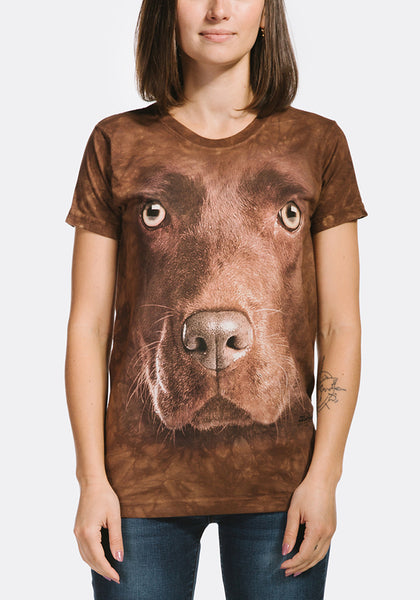 Chocolate Lab - Women's T-Shirt