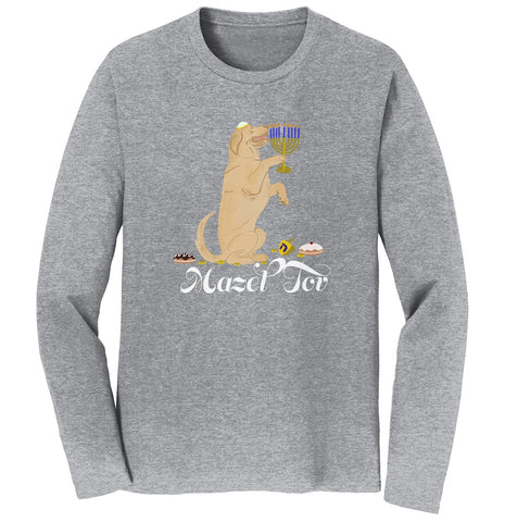 Mazel Tov Dog | Long Sleeve T-Shirt