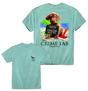 Crime Lab Dog Shirt | American Fido