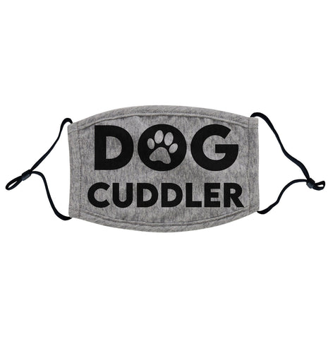 Dog Cuddler - Adjustable Face Mask
