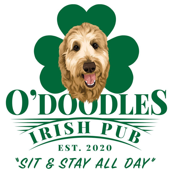 O'Doodles Irish Pub - Adult Unisex T-Shirt