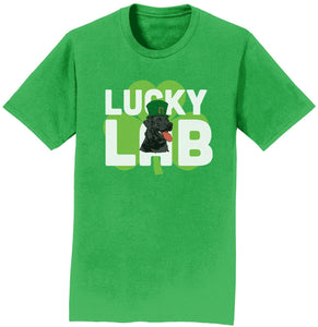 Lucky Lab - T-Shirt