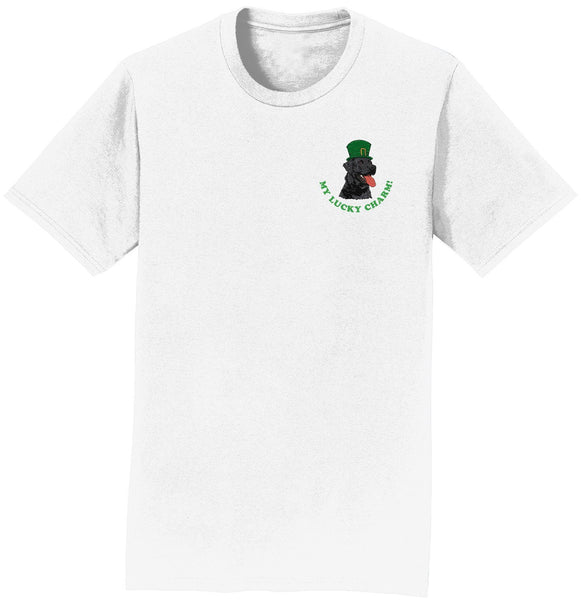 My Lucky Charm - Lab - Adult Unisex T-Shirt