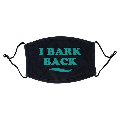 Labradors.com - I Bark Back - Adult Adjustable Face Mask