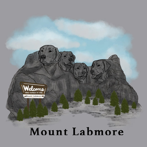 Mount Labmore - Adult Unisex T-Shirt