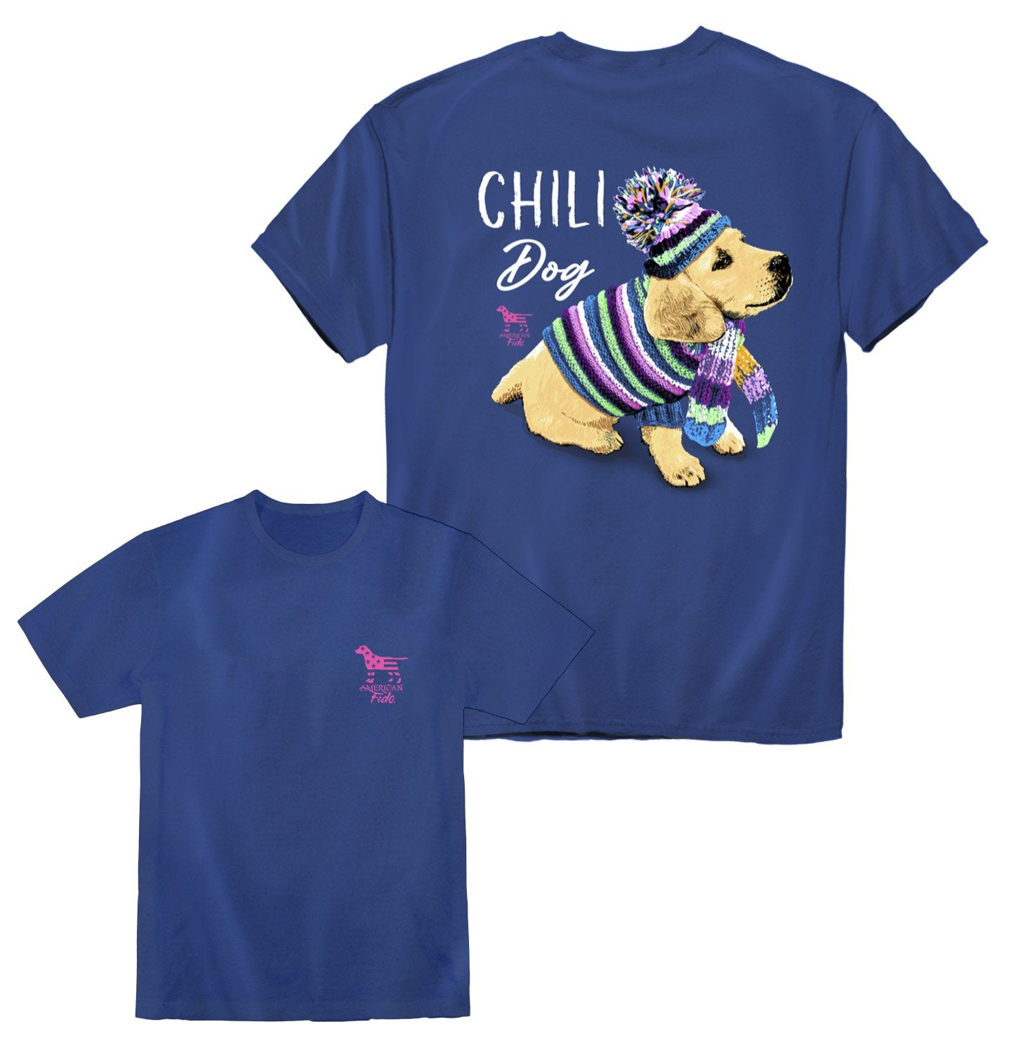 Chili Retriever Shirt | American Fido