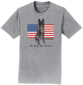 Conan The Dog Hero Shirt Belgian Malinois