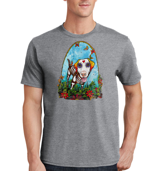 Skeleton Lab Under Arch - Adult Unisex T-Shirt