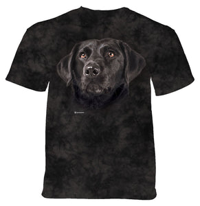 The Mountain - Soulful Black Lab - T-Shirt