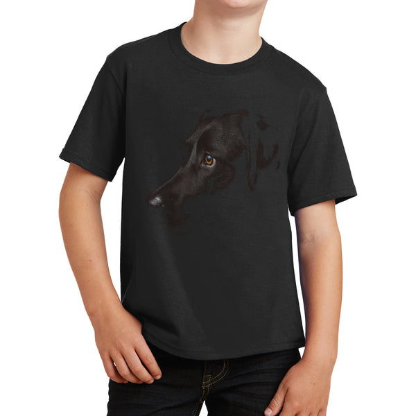 Big Lab Head - Kids' Unisex T-Shirt