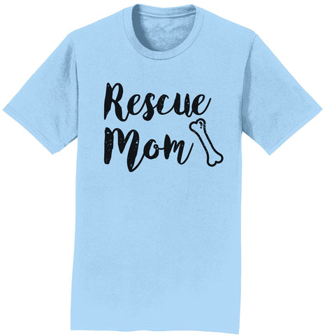 Rescue Mom with Bone | Shirt