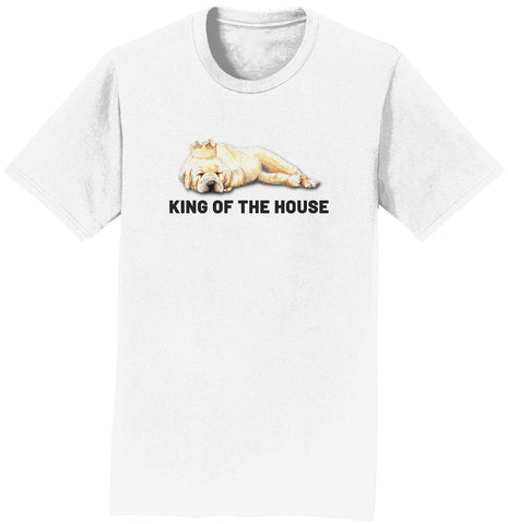 King of the House 3 - Adult Unisex T-Shirt