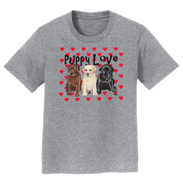 Puppy Love - Kids' Unisex T-Shirt