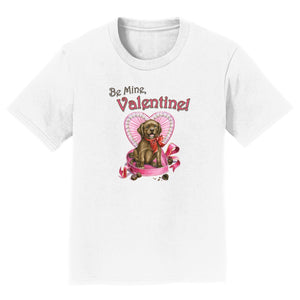 Valentine's Day Puppy - Kids' Unisex T-Shirt