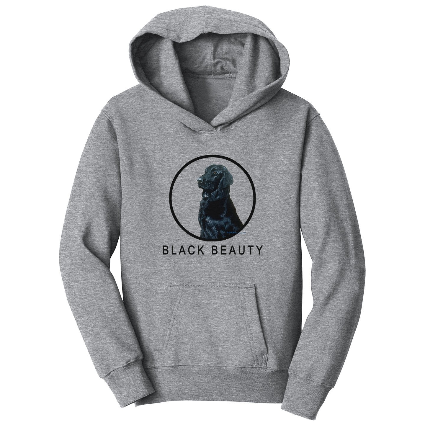Black Beauty - Kids' Unisex Hoodie Sweatshirt