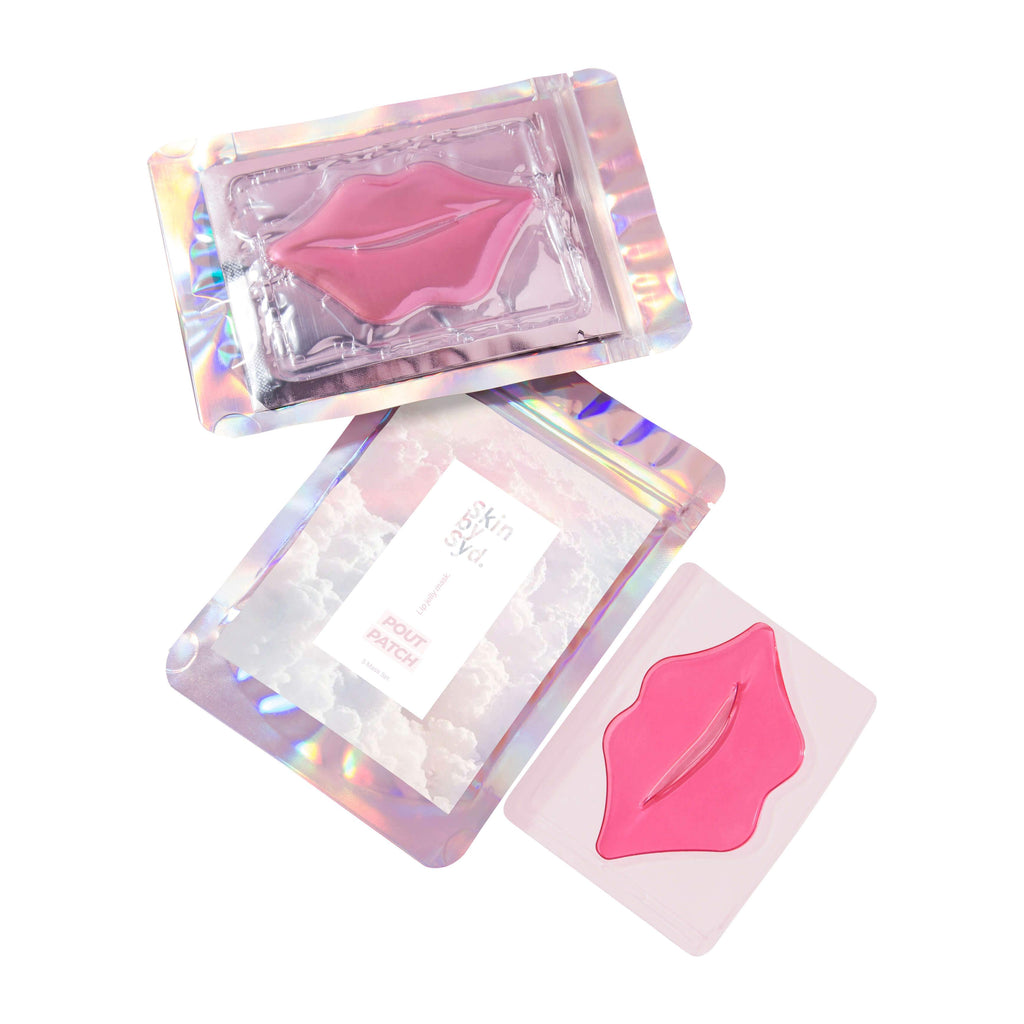 Pout Patch Lip Mask - SkinbySyd - Lip Mask