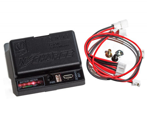 Virtue N-Charge Lithium Ion Battery Pack – Fits All Spires & Rotors