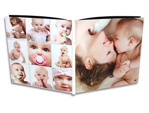 "12x12"" Canvas Cover Photo Book"