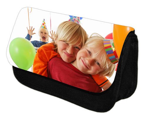Photo Pencil Case - Black