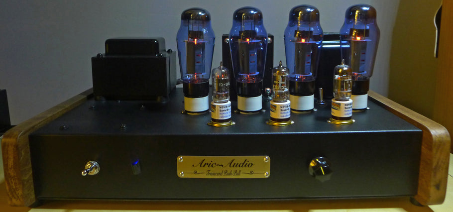 User Experience on Sophia Electric EL34 tubes