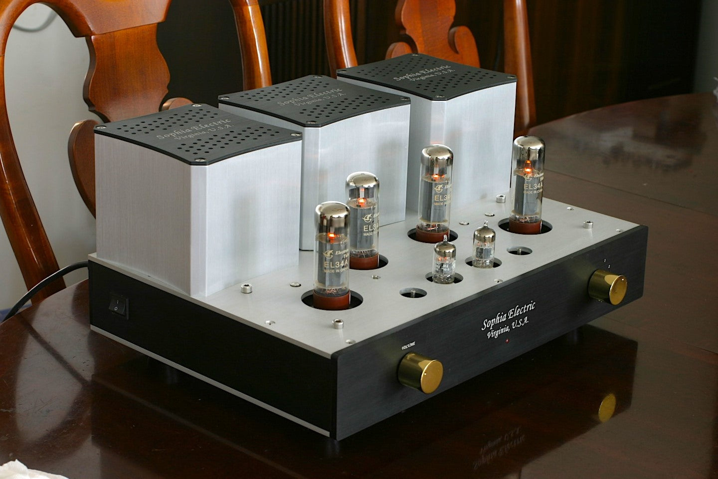 Sophia Electric Magic 126S-03 Dual-Mono Stereo Integrated Amplifier