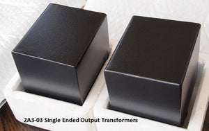 Sophia Electric 2A3 Single Ended Output Transformers