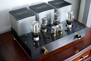 Sophia Electric 91-05 300B Dual-Mono Stereo Tube Amplifier