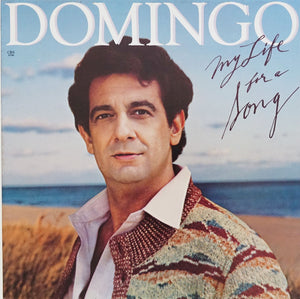 "CBS005: Placido Domingo ""My Life for a Song"""
