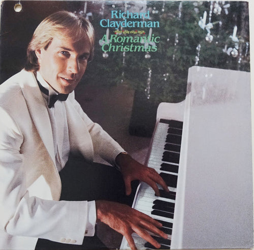 COL002: Richard Clayderman -- A Romantic Christmas