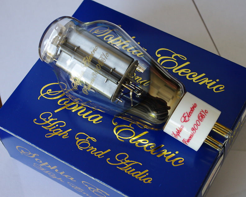 Sophia Electric Princess Carbon Plate 300B Vacuum Tubes