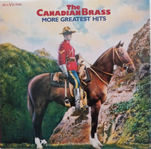 Load image into Gallery viewer, RCA005: The Canadian Brass -- Greatest Hits