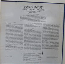 Load image into Gallery viewer, RCA007: James Galway -- French Flute Concertos