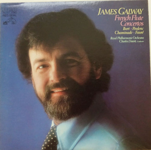 RCA007: James Galway -- French Flute Concertos
